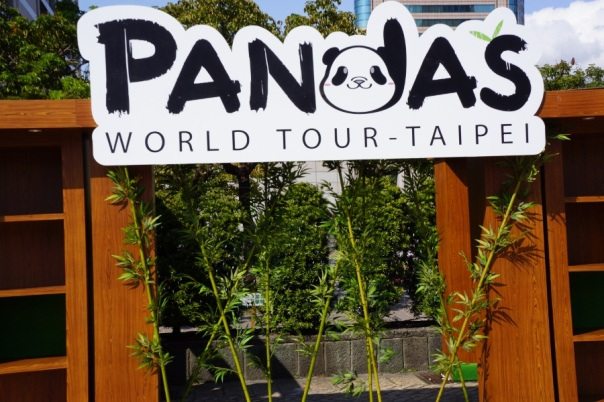 You can't have a panda exhibit without bamboo.