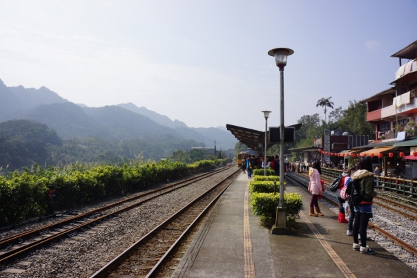 Shifen, the first stop.
