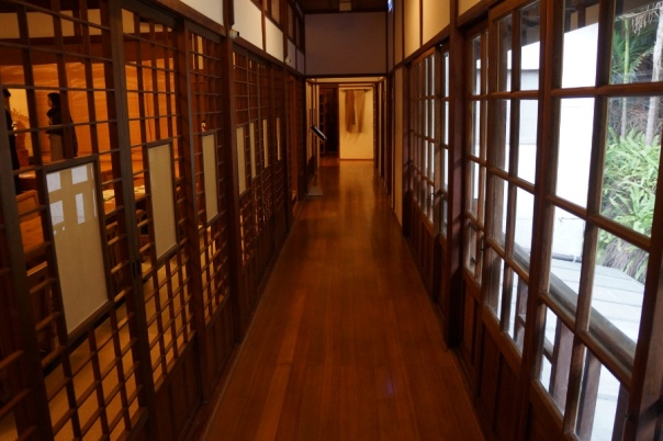 The interior of the Beitou Museum is the real treat.