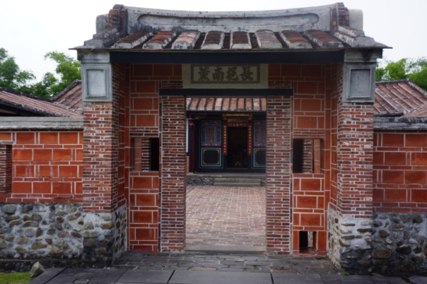 Classical Chinese architecture is just one of the many things to see and do at the National Center for Traditional Arts 國立傳統藝術中心 in Yilan.
